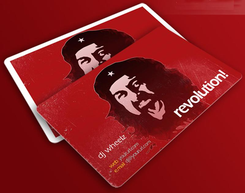 Che-Guevara-Business-Card