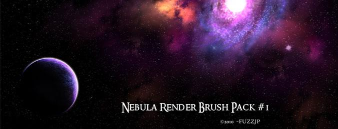 Nebula-Brushes