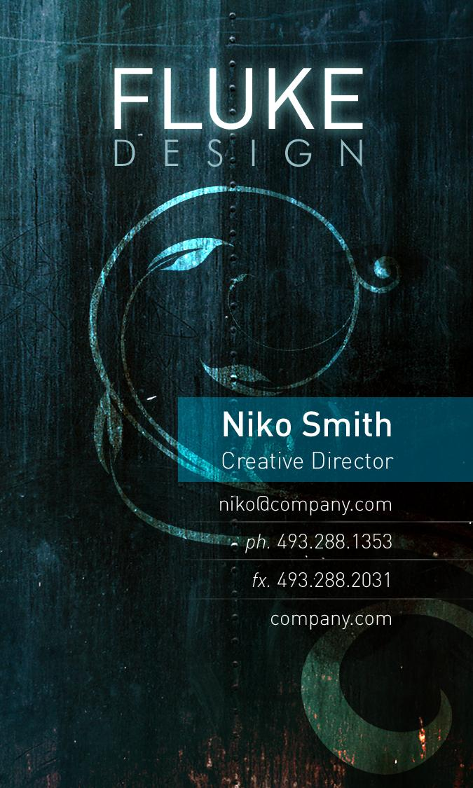 grungy-business-card