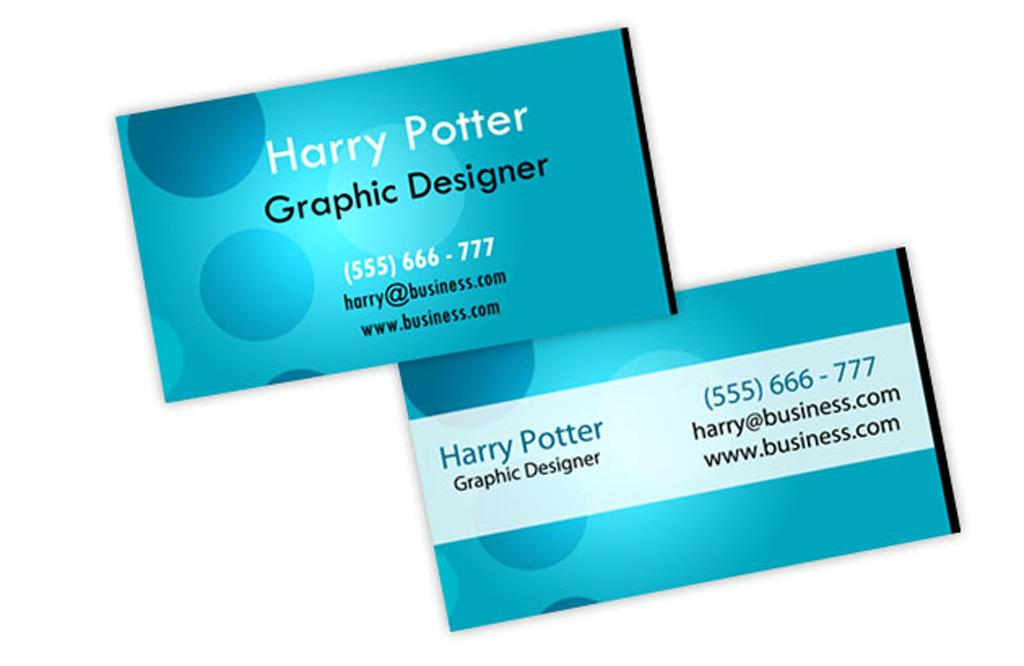 Beautiful Business Card PSD Templates For Free Download