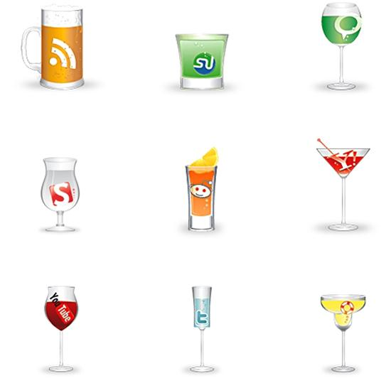 cheers-social-media-icons