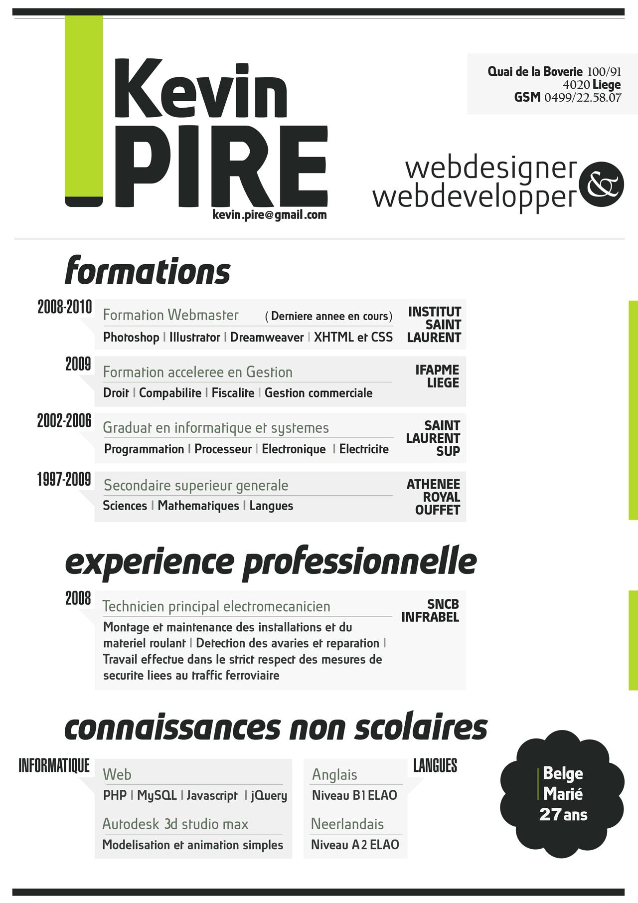 the most creative  u0026 beautiful resume styles