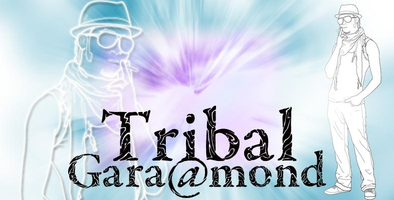 tribal-garamond-font