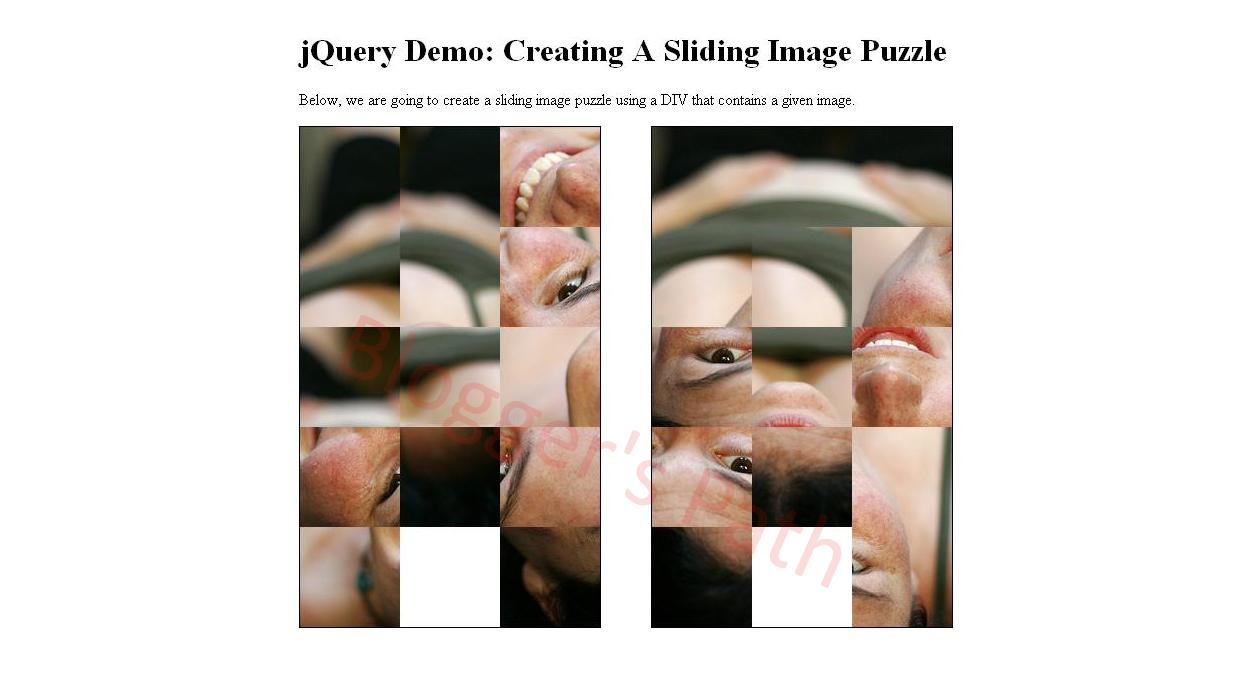 image-puzzle-jquery-game