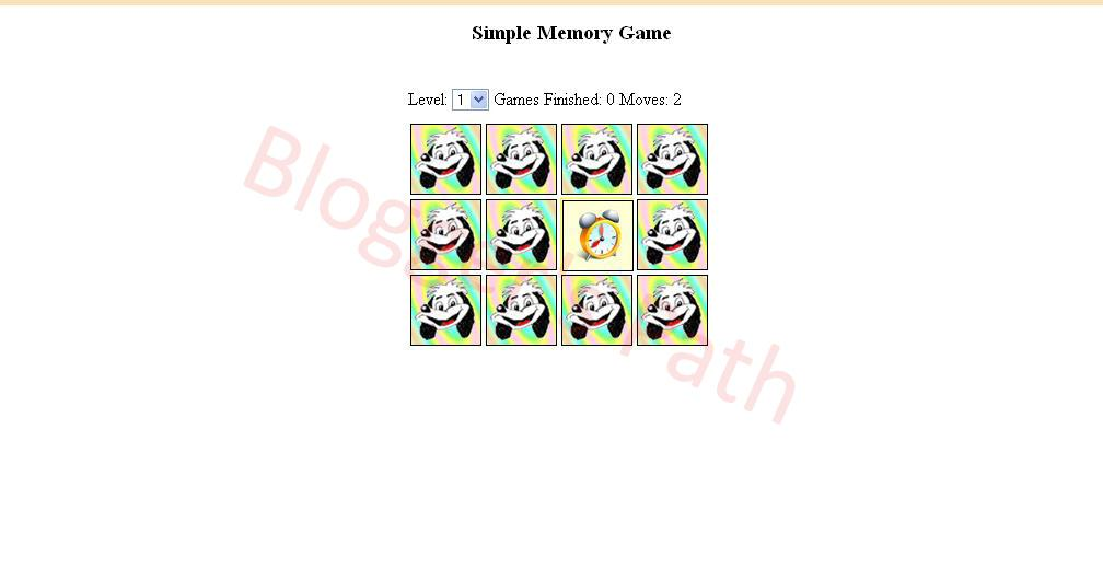 memory-jquery-game