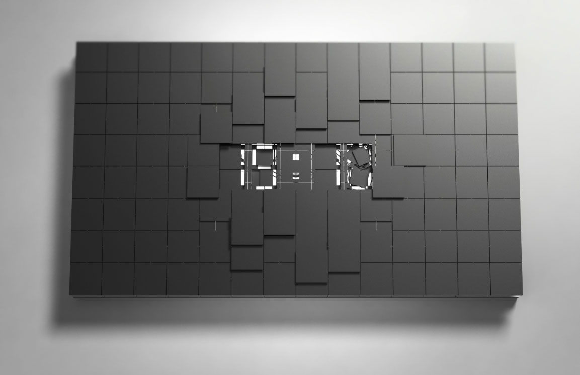 art-du-temps-wall-clock