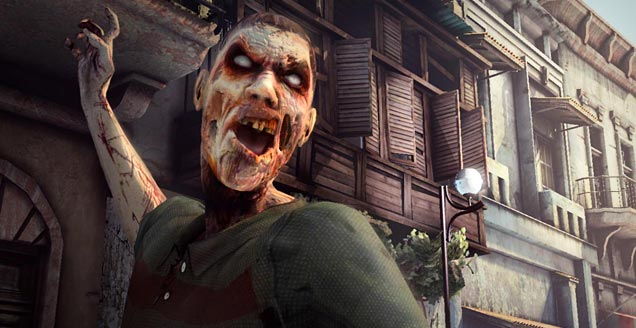 Zombie Game Dead Island