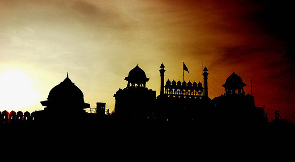 Majestic Red Fort