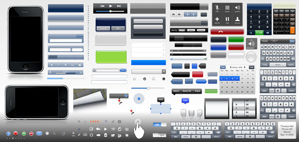 Iphone App Templates. what s here iphone app template ios. ios ...