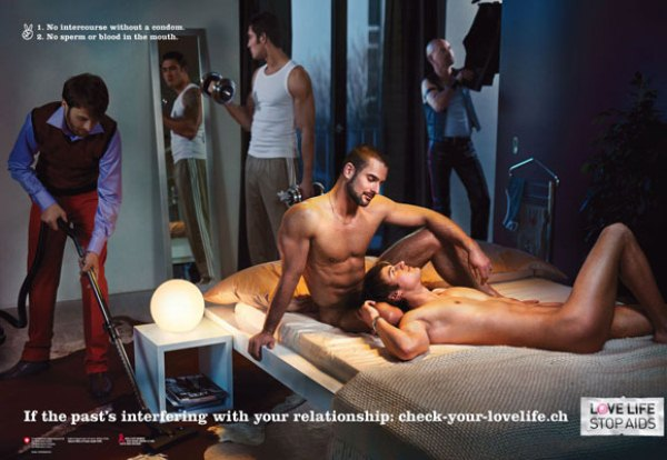 AIDS Awareness Campaign - Gay