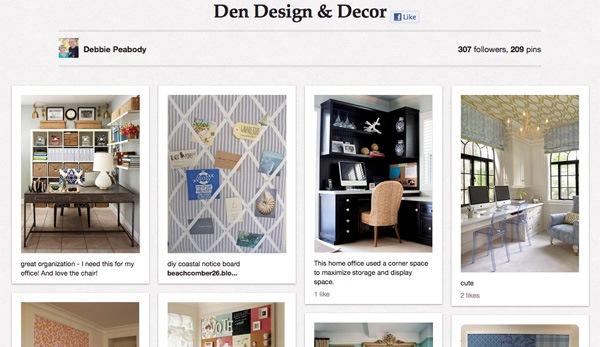 Den Design & Decor by Debbie Peabody