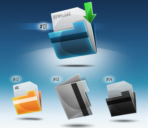 Download Folder Icon