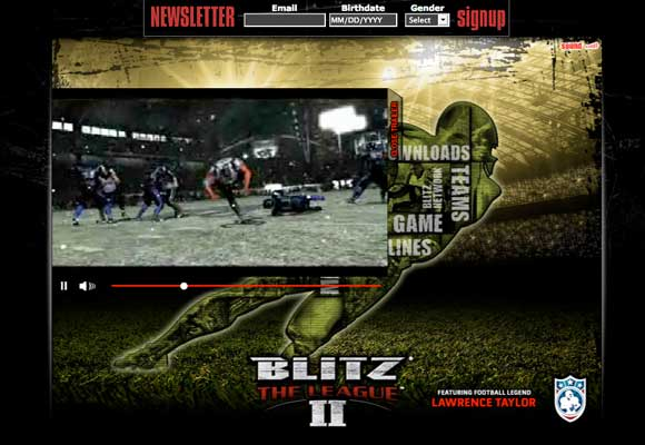 Blitz League