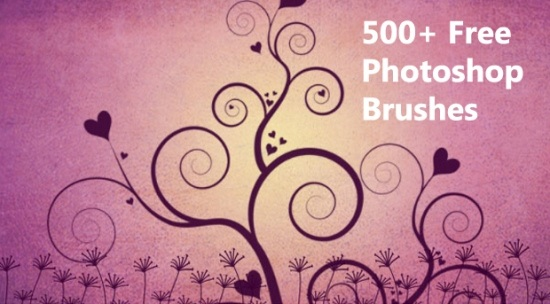 High quality photoshop brushes
