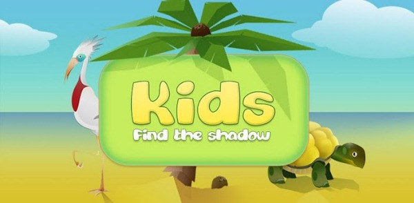Kids Find The Shadow