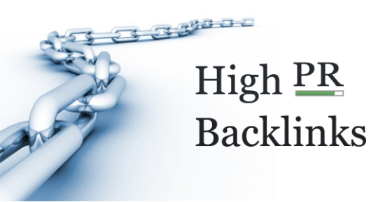 high pr backlink