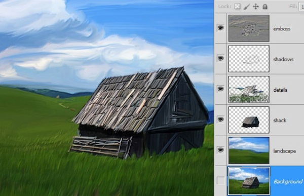 Digital Painting Tutorial