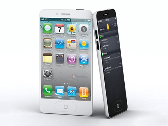 IPhone 5 Alleged