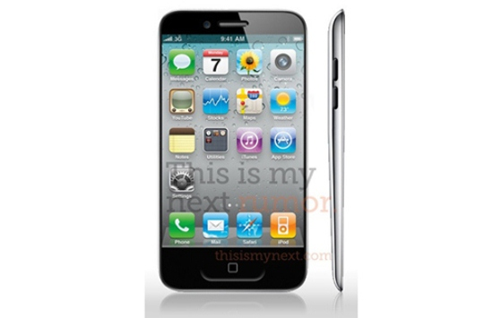 The Verge IPhone 5