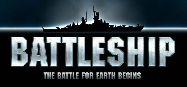 Battleship Text Effect