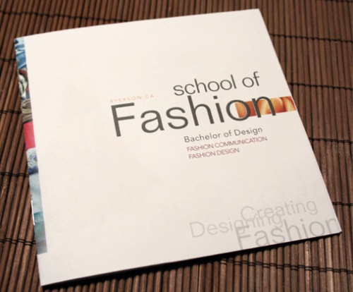 School of Fashion
