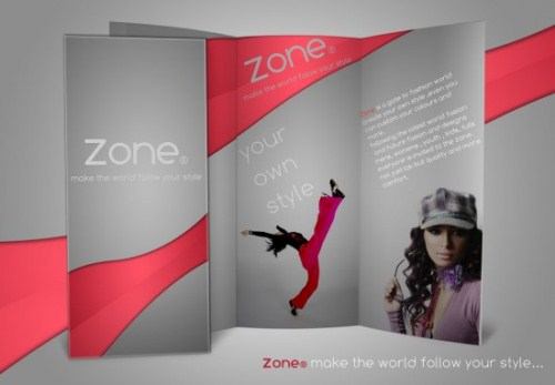 15 Brochure Designs Related to Fashion World