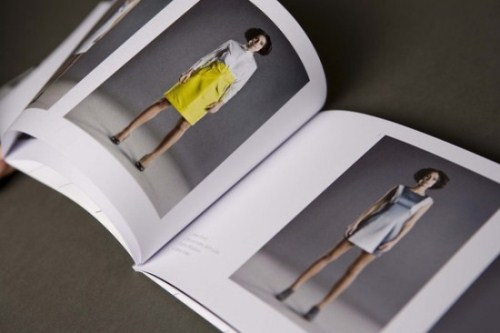 folding the Future Fashion Catalog
