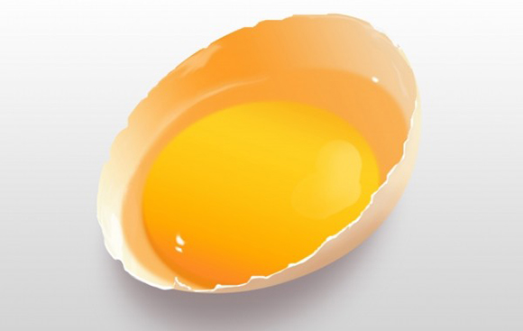 Photo-Realistic Broken Egg from Scratch
