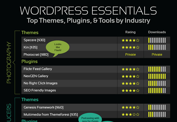 Top WordPress Essentials
