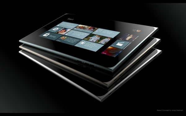 Windows Phone 8 OS for tablets