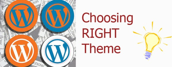 Deciding WordPress Themes for Your Blog