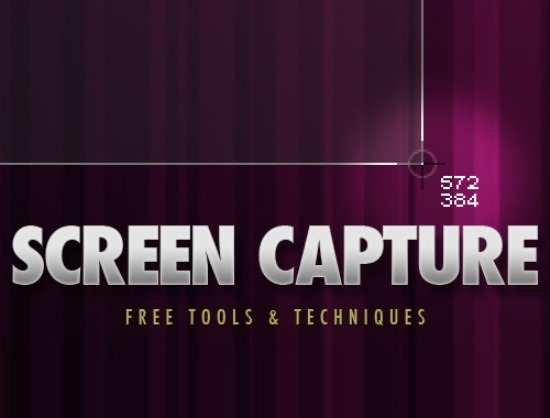 Top 5 free Screenshot Capturing Tools for your PC