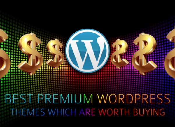 30 Beautiful Premium WordPress Themes to Purchase