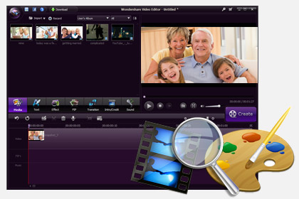 wondershare video editor review