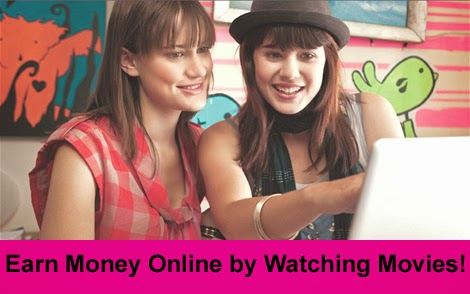 Earn money by watching movies