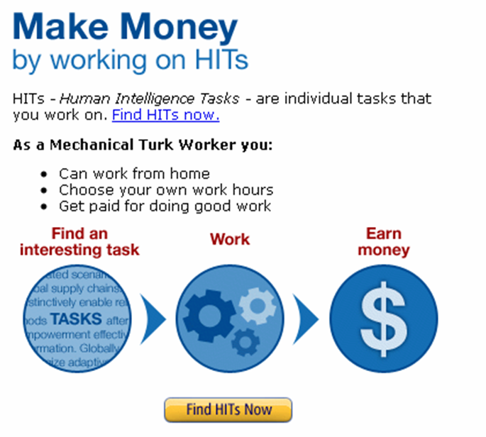 amazon-mechanical-turk