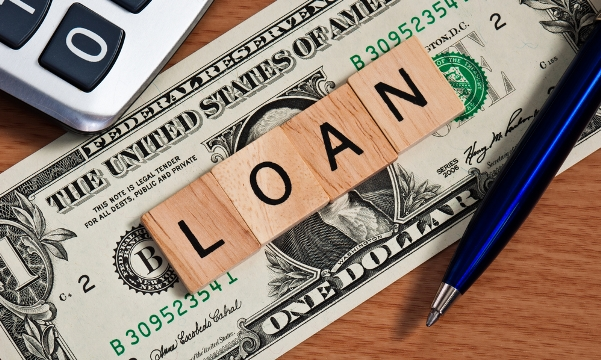 Small loans from credit unions