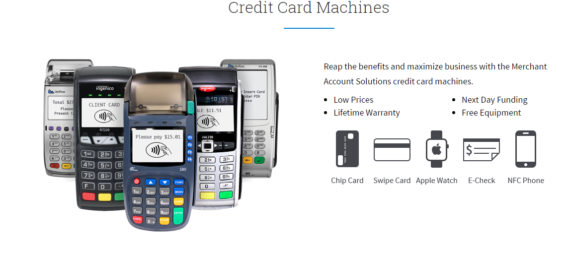 Top 10 Credit Card Machines For Your Business - Blogger\'s Path